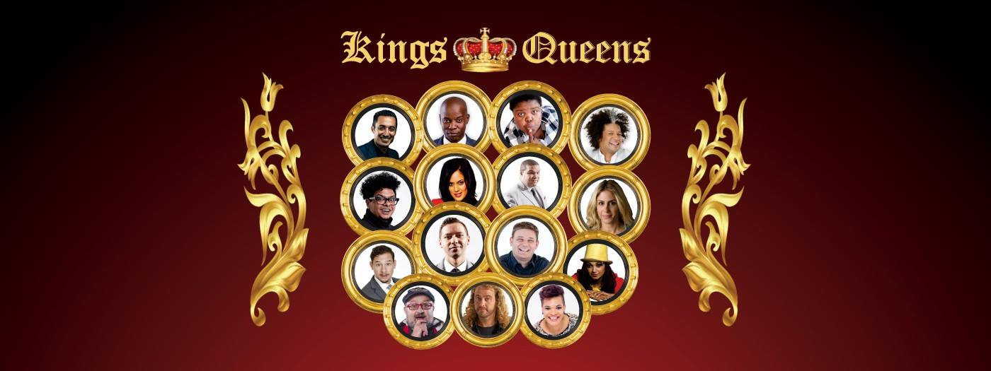 Kings & Queens Of Comedy