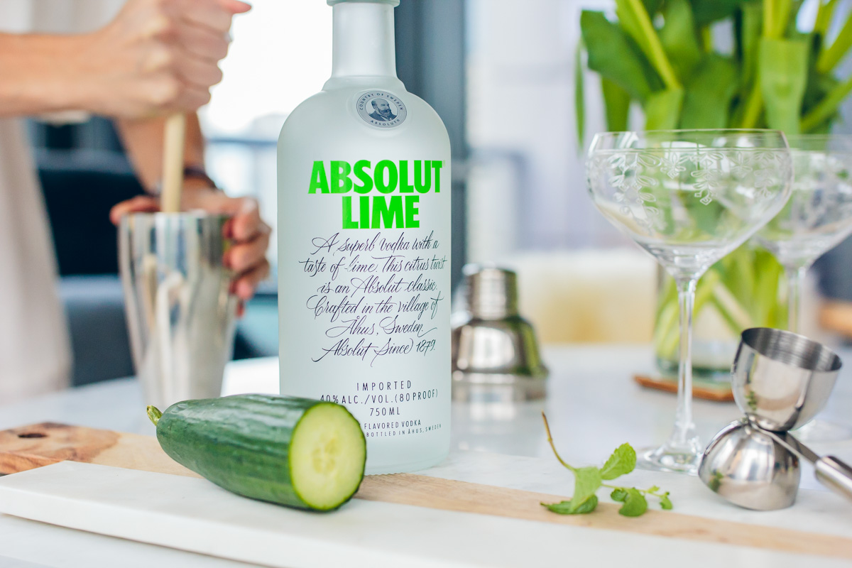 Absolut Lime Likers Of Things