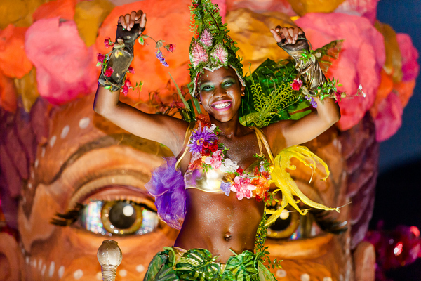 Cape Town Carnival - Events capital of Africa 2018