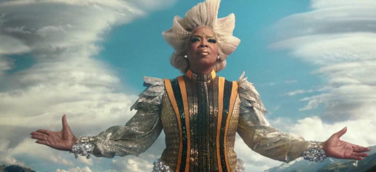 A Wrinkle In Time Oprah Movies 2018