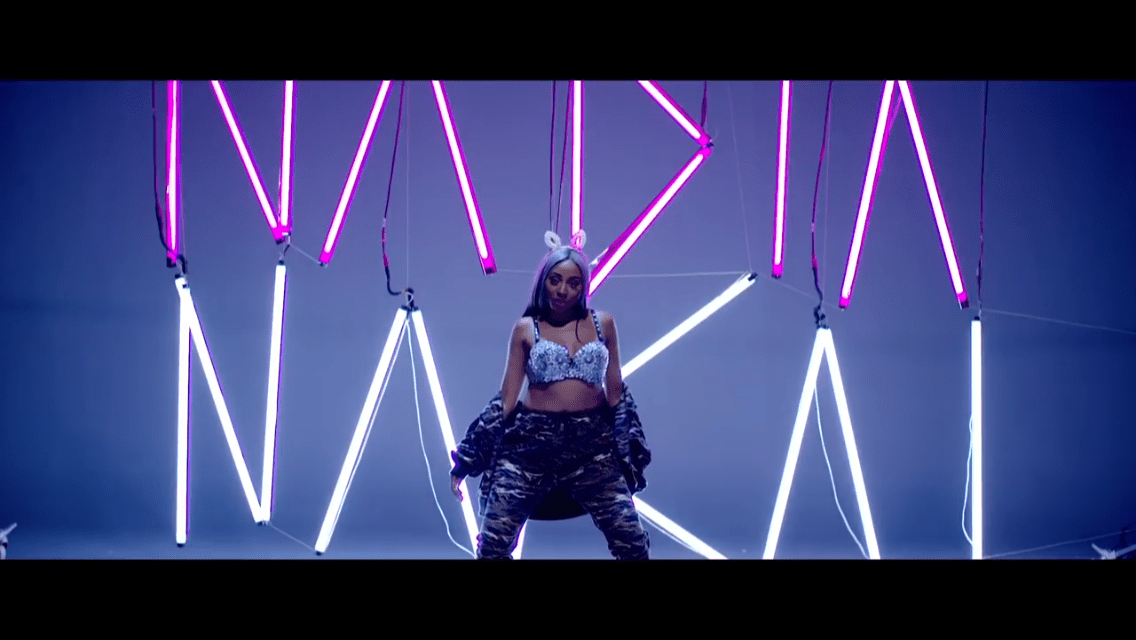 Nadia Nakai 2018 Naaa Meaan Music Video